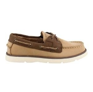 NWT Sperry Leeward Sahara Boys Shoes. Size 1 1/2M